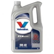 VALVOLINE SYNPOWER  0W-40 4л