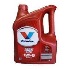 VALVOLINE MAXLIFE  SAE 15W-40  4л