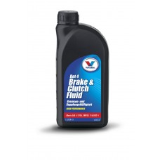 VALVOLINE BRAKE & CLUTCH FLUID (DOT-4)  1л