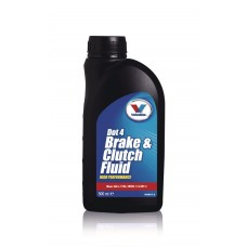 VALVOLINE BRAKE & CLUTCH FLUID (DOT-4)  0,5л