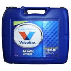 VALVOLINE ALL-FLEET EXTREME SAE 10W-40  20л