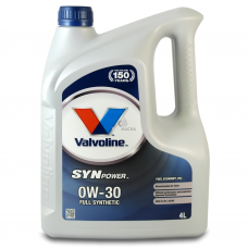 VALVOLINE SYNPOWER ENV C2 0W30 5л