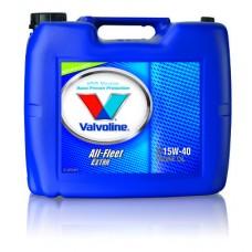 VALVOLINE ALL-FLEET EXTRA SAE 15W-40  20л